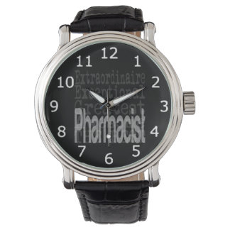 Farmacéutico Extraordinaire Relojes De Pulsera