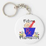 Farmacéutico futuro llaveros personalizados
