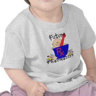Farmacéutico futuro camiseta