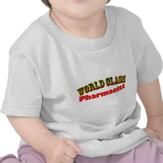 Farmacéutico Camiseta
