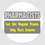 Farmacéuticos… más elegantes pegatinas