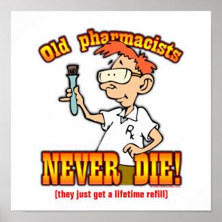 Farmacéuticos Poster