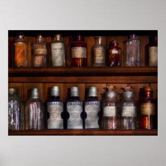 Farmacia - curaciones auténticas posters