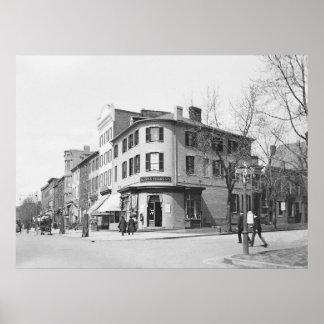 Farmacia de Nichols: 1918 Impresiones