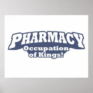 ¡Farmacia - empleo de reyes! Póster