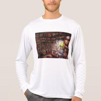 Farmacia - equipo - el estudio de MERLIN Camisetas