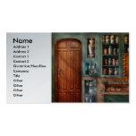 Farmacia - medicina - remedios farmacéuticos plantilla de tarjeta de negocio