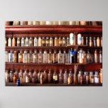 Farmacia - para el uso medicinal solamente poster