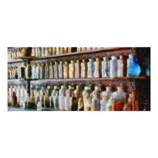 Farmacia - selección y elixir lona publicitaria