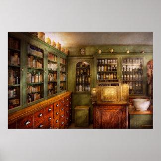 Farmacia - sitio - el dispensario impresiones