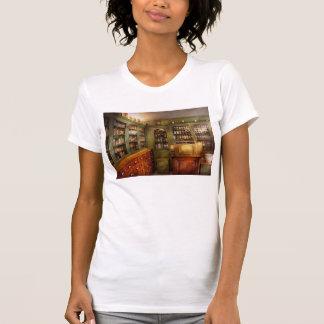 Farmacia - sitio - el dispensario camisetas