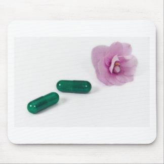 farmacia verde - medicina herbaria alfombrilla de ratones