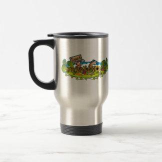 Farmaholic Logo Stainless Steel Travel Mug 15oz