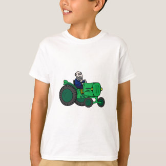 Farmer and Tractor T-Shirt