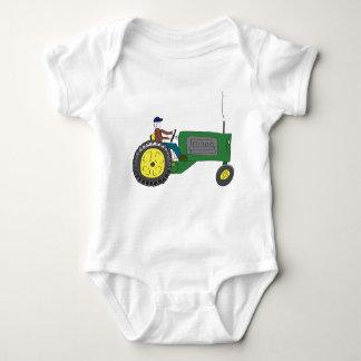 Farmer Bob Baby Bodysuit