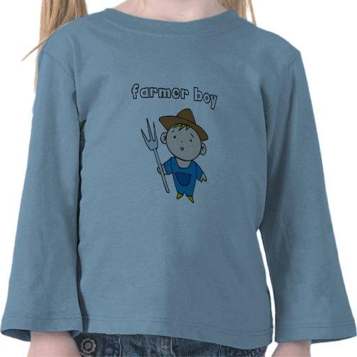 Farmer Boy Tshirts and Gifts