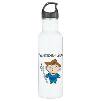 Farmer Boy Water Bottle