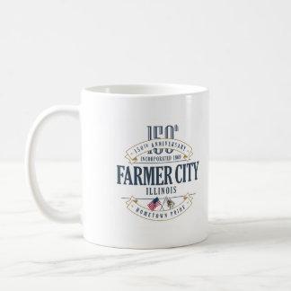 Farmer City, Illinois 150th Anniversary Mug