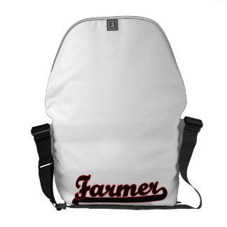 Farmer Classic Job Design Messenger Bag