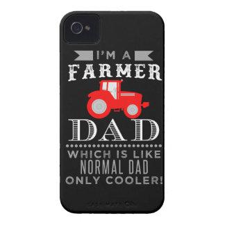 Farmer dad, Cool Farmer Dad iPhone 4 Case