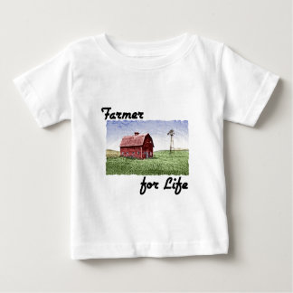 Farmer for Life Baby T-Shirt