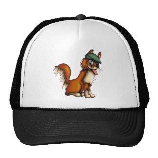 Farmer Fox, hat