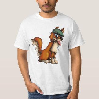Farmer Fox, light shirt