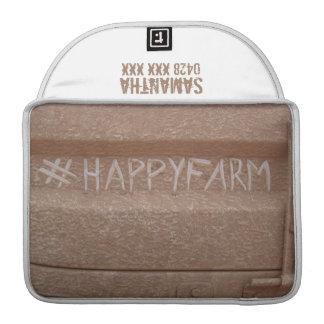 Farmer fun HappyFarm Sleeve For MacBook Pro