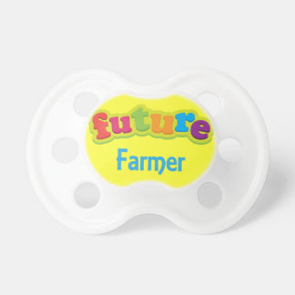 Farmer (Future) Pacifier Infant Gift