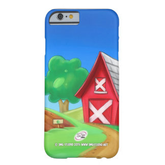Farmer iPhone cover Barely There iPhone 6 Case