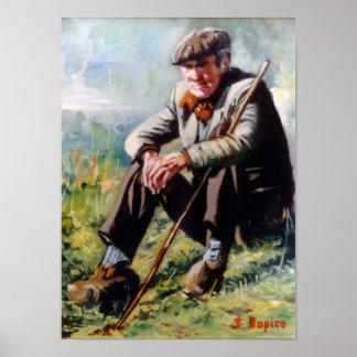 Farmer/Labrego/Farmer Poster