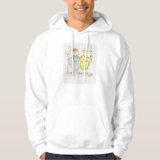 Farmer Mouse Hooded Sweatshirt
