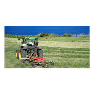 Farmer Photo Card