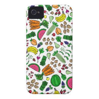 Farmer s Market Medley iPhone 4 Case-Mate Case