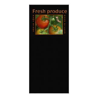 Farmer s Market rack card