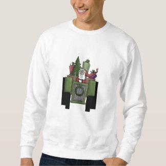 Farmer Santa Sweatshirt