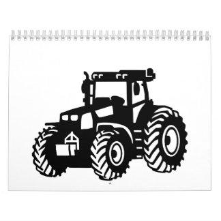 Farmer Tractor Calendar