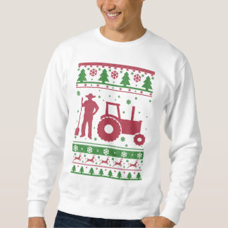 Farmer Ugly Christmas Sweater