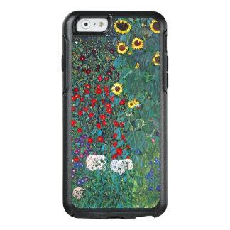 Farmergarden w Sunflower by Klimt, Vintage Flowers OtterBox iPhone 6/6s Case