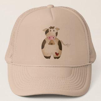 Farmers Cow Trucker Hat