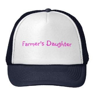 Farmer's Daughter Trucker Hat