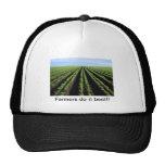 Farmers do it best, mesh hat