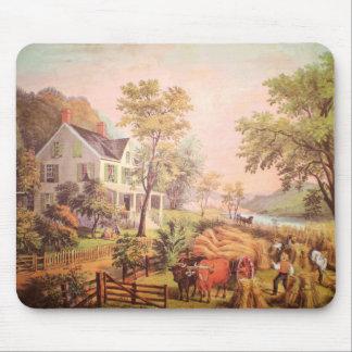 Farmer's Home Harvest Mousepad