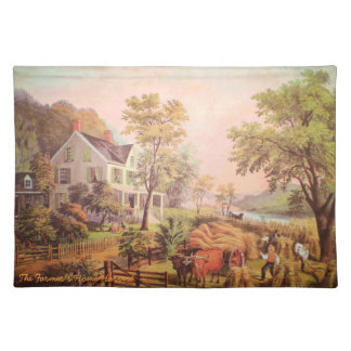 Farmer's Home Harvest Placemat