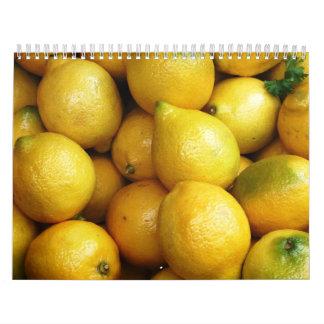 Farmers Market Calendars