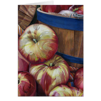 Farmer's Market - Greeting Card (Blank)