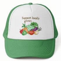 Farmers Market Hat