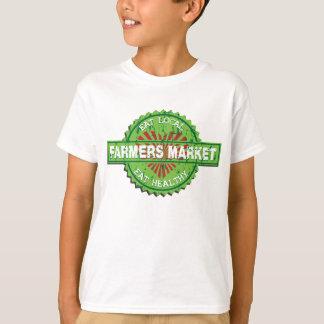 Farmers Market Heart T-Shirt