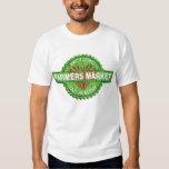 Farmers Market Heart T Shirt