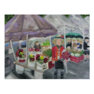 FARMERS MARKET POST CARDS